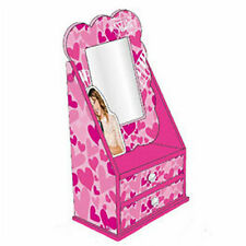 Disney VIOLETTA Wooden Dressing Table with Mirror - Size approx: 25 x 16 x 9cm