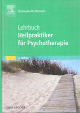 Lehrbuch - Heilpraktiker für Psychotherapie - von Christopher M. Ofenstein