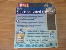 RENA FILSTAR SUPER ACTIVATED CARBON 729A 5.3OZ POUCH FILTER FILTRATION