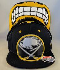 Buffalo Sabres NHL Zephyr Snapback Cap Hat Menace