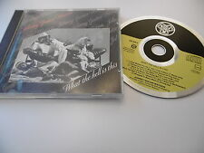 JOHNNY GUITAR WATSON : WHAT THE HELL IS THIS CD 14 TRACKS DJM 1987 832 839-2