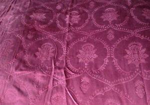 Frette Jacquard King Bed Cover art nouveau jaquard 100% baumwolle cotton