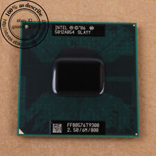 Intel Core 2 Duo T9300 - 2.5 GHz (FF80576GG0606M) SLAYY SLAQG CPU Prozessoren