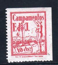 NO CATALOGADO. CAMPAMENTOS DE VERANO