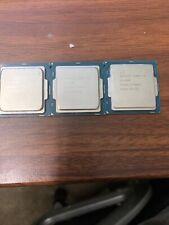 Intel Core I3-6100 3.7 GHz Dual-Core (BX80662I36100) Processor 3 Of Them