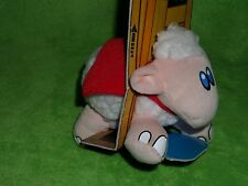"""NEW Worms Super Sheep 6"""" Plush Toy Video Game Armageddon N64 PSP PS1 PS2 PS3"""