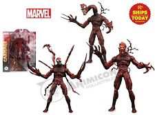 """Disney Store Marvel Select CARNAGE Collector's Edition 8"""" Action Fig NEW 2020"""