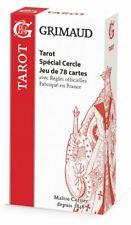 Grimaud Origine - Tarot 78 Cartes - Jeu de Cartes - Spécial Cercle