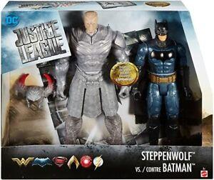 Justice league - steppenwolf vs batman Brand New in Box