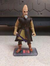 Star Wars Jedi Master Ki Adi Mundi Hasbro 1998 3.75 Action Figure