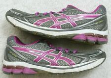 Asics GT 2170 Running Shoes 11 Eleven Gray Silver Purple Womens Womans 43.5 Euro