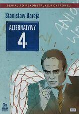 Alternatywy 4  (DVD) 1983 serial TV  Wilhelmi, Dykiel, Kaczor  POLISH POLSKI