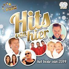 CD * HITS VAN HIER - HET BESTE VAN 2014 (2CD - NEW & SEALED !!!)