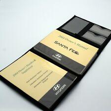 2004 Hyundai Santa Fe Owners Manual by Hyundai
