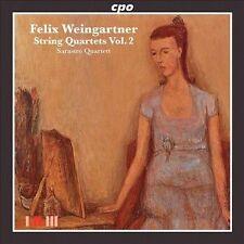 Weingartner 2: String Quartets, New Music