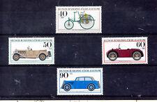 Alemania Federal Automoviles Coches año 1982 (BO-231)