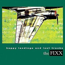 ~BACK ART MISSING~ Fixx CD Happy Landings & Lost Tracks