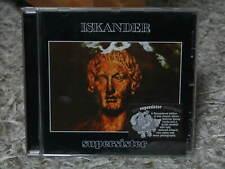 SUPERSISTER ISKANDER REMASTER 4 BONUS RARE OOP CD