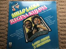 "CHESKY & KUJAWA  ""Hello Lalka""  NEW SEALED POLISH POLKA LP"
