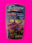 "Rage Chisel Tip slipcam 2"" Broadheads 100 Grain Rear Deploy oring model"