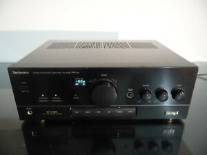 ★ Amplificatore TECHNICS SU-X320 - Stereo Amplifier ★ tag: pioneer akai sony