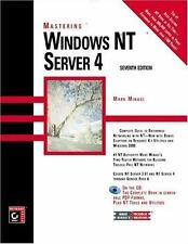 Mastering Windows NT Server 4 (7th Edition)-ExLibrary