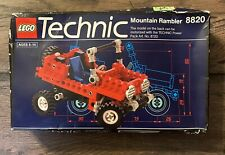 Lego Technic Set 8820 Mountain Rambler Vintage 1991 NIB