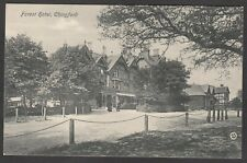 Postcard Chingford nr Walthamstow London the Royal Forest Hotel early view