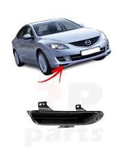 FOR MAZDA 6 2007 - 2010 NEW FRONT BUMPER LOWER SIDE COVER BLACK RIGHT O/S
