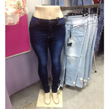Female Half Mannequin Legs w Brazilian Butt Style Hips & Metal Stand NY PICKUP