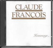 CD COMPIL 20 TITRES--CLAUDE FRANCOIS--HOMMAGE...