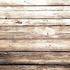 5X7FT Wood Scenery Vinyl photography Backdrop Background Kids Studio Props ZZ28