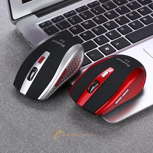Slim Wireless Mini Bluetooth3.0 Optical Mouse 1600DPI Mice for PC Mac Android
