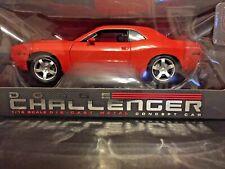 1/18 HIGHWAY 61 DODGE CHALLENGER CONCEPT CAR ORANGE SKU#50502