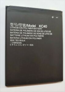 New Battery KC40 for Motorola Moto E6+ XT2025-1 E6S XT2053-2  E6+ XT2025-2