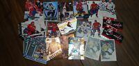 Alex Ovechkin Hockey Card Lot: Mixed Years & Makes: Washington Capitols