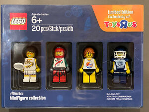 Lego Athletes minifigure Collection Toys R Us 5004573 2016 NEw Football Player