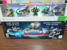 New Skylanders SuperChargers Dark Edition XBOX 360 ~~~ FreE ShiPPinG ~~~