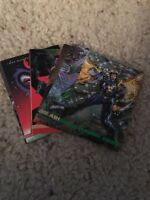 1993 Skybox Marvel Masterpieces trading cards lot of 12 NM-M