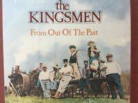 1979 Kingsmen Quartet FROM OUT OF THE PAST MINT vinyl LP +bonus CD TESTED