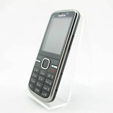 Nokia C5-00 5MP - (Unlocked) Mobile Cell Phone - English - Hebrew