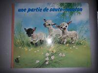 Une partie de saute-mouton editions Lito-Paris Anonyme