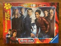 Ravensburger BBC Doctor Dr Who David Tennent 1000 Piece Jigsaw PuzzleCOMPLETE