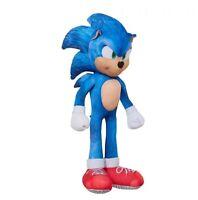 Sonic Plush Toy - Sonic the Hedgehog - 13 Inch - Talking Sonic