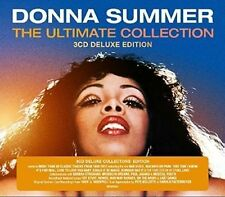 Donna Summer The Ultimate Collection Deluxe Collectors Edn 3 X CD 2016 MINT