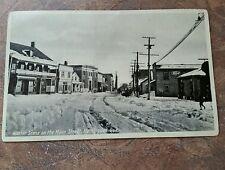 Vintage postcard huntingdon,quebec picture canada