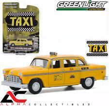 GREENLIGHT 44890C 1:64 1974 CHECKER TAXI SUNSHINE CAB COMPANY