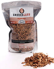 EICHE Räucherchips BBQ Smoking Chips (grob) 3.500 ml Räuchern BBQ Wood Holz