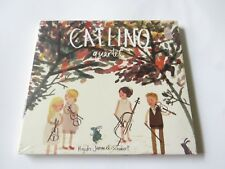 CALLINO QUARTET - Haydn/Janacek/Schubert - CD Album - NEW/Sealed - Digipak