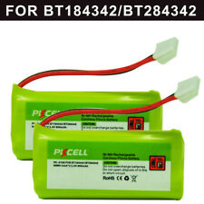 2x Cordless Phone Battery for Vtech BT184342 BT284342 BT8300 6042 NIMH 800mAh
